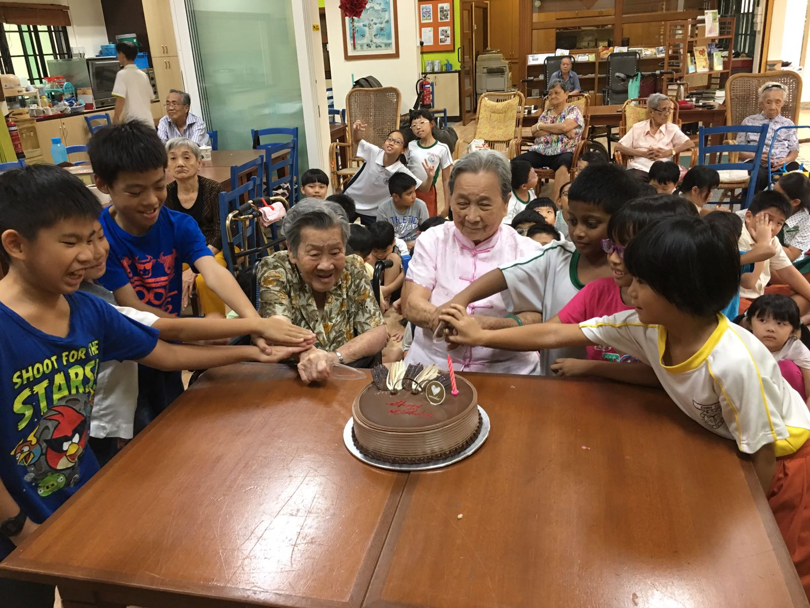 Inter-Generational Bonding Birthday Celebration (2)