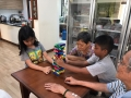Inter-Generational Bonding - Play Jenga (2)