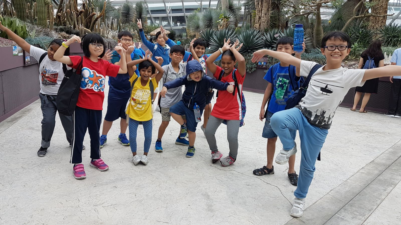 Excursion to Gardens by the Bay
