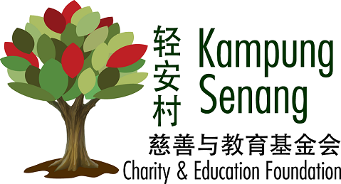 kampung senang to care for the environment care for people so as