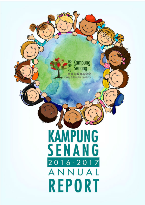 Annual Report of Kampung Senang 2016/2017