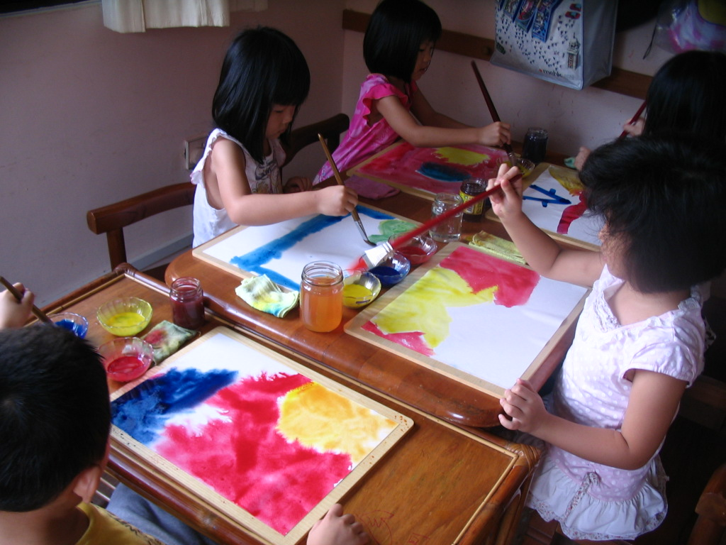 Activity - Painting 2